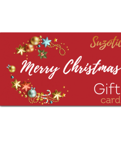 Suzotic Christmas Gift Card